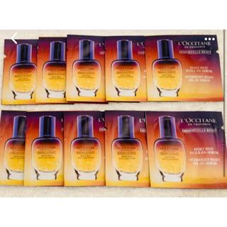 ロクシタン(L'OCCITANE)のロクシタン オーバーナイトセラム 美容液 イモーテル(美容液)