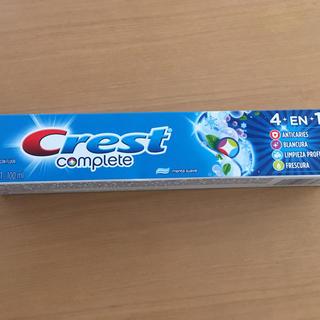 クレスト(Crest)のcrest 歯磨き粉(歯磨き粉)