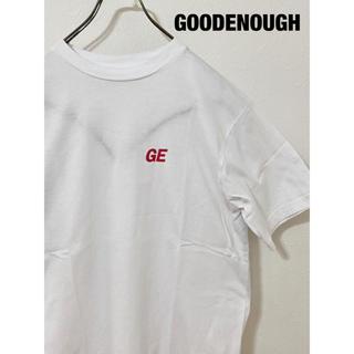 グッドイナフ(GOODENOUGH)のGOODENOUGH 胸GE Tシャツ(Tシャツ/カットソー(半袖/袖なし))