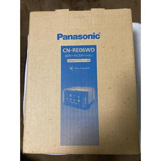 パナソニック(Panasonic)の新品未使用 Panasonic CN-RE06WD(カーナビ/カーテレビ)