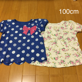 3can4on - ワールド 3can4on  Tシャツ  女の子 100cm