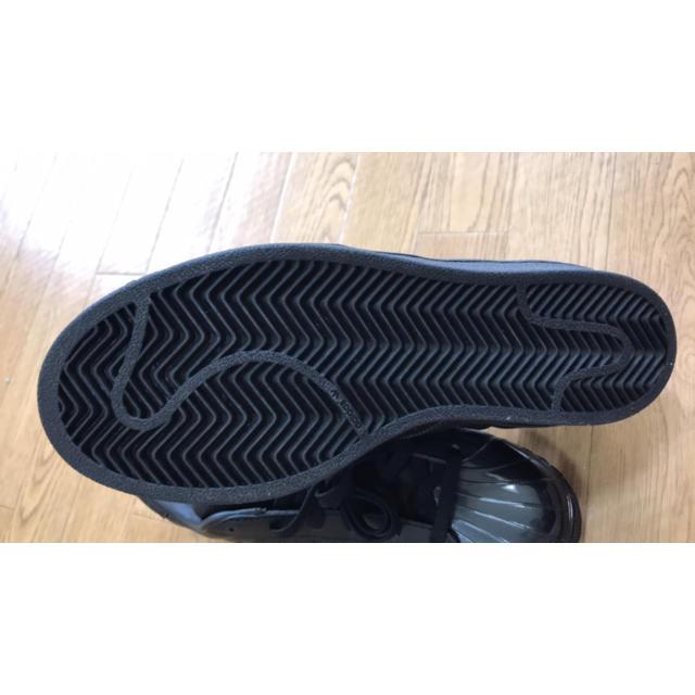 adidas(アディダス)のadidas Originals SUPERSTAR GLOSSY TOE W レディースの靴/シューズ(スニーカー)の商品写真