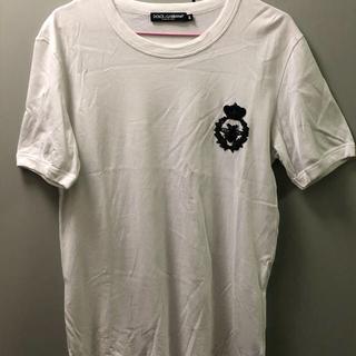 DOLCE&GABBANA - 定価7万 DOLCE&GABBANA ブローチ Tシャツ