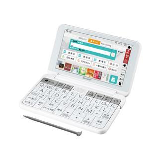 シャープ(SHARP)のSHARP PW-SS6-W  【新品】(電子ブックリーダー)