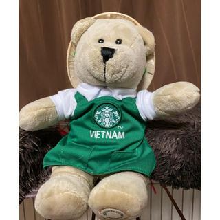スターバックスコーヒー(Starbucks Coffee)のスターバックスぬいぐるみ(ぬいぐるみ)