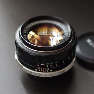 フジフイルム(富士フイルム)の⭐️整備品⭐️M42 フジノン50mm/f=1.4(レンズ(単焦点))