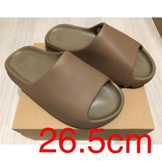 アディダス(adidas)のADIDAS YEEZY SLIDE EARTH BROWN 26.5(サンダル)