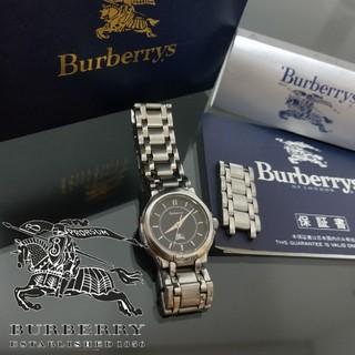 BURBERRY - BURBERRY バーバリー 腕時計 ホースマーク 超美品
