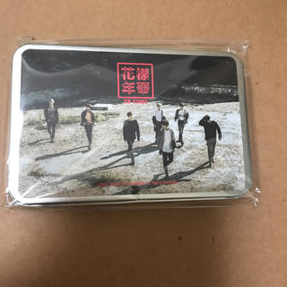 ボウダンショウネンダン(防弾少年団(BTS))のbts on stage ステッカー(アイドルグッズ)