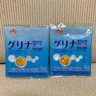 アジノモト(味の素)の味の素 グリナ グレープフルーツ味 スティック6本入り2セット(アミノ酸)