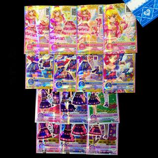 アイカツ(アイカツ!)のアイカツ オンパレード アニメドレスセレクション コンプリート(カード)