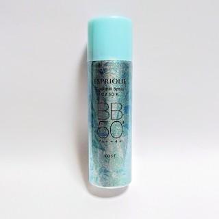 ESPRIQUE - エスプリーク   ひんやりタッチ BBスプレー UV50 K