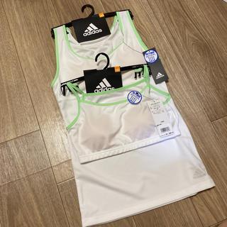 アディダス(adidas)のスポーツブラ adidas 160 2点セット(下着)