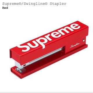 シュプリーム(Supreme)のSupreme Swingline Stapler Red ホッチキス レッド(その他)