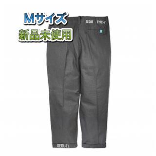 フラグメント(FRAGMENT)のsequel chino pants gray Mサイズ 新品未使用(チノパン)