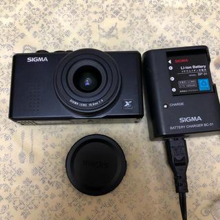 シグマ(SIGMA)のSIGMA DP1 シグマ デジタルカメラ(コンパクトデジタルカメラ)