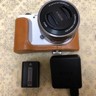 SONY - SONY NEX-3N ミラーレス一眼カメラ 16-50mmズームレンズ