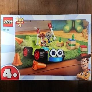 Lego - ■♪(´∀`)Y■LEGO■TOY STORY4①■10766■ウッディ&RC■