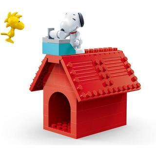 【新品 送料無料】BanBao 7508 スヌーピー犬小屋 マルチカラー(模型/プラモデル)