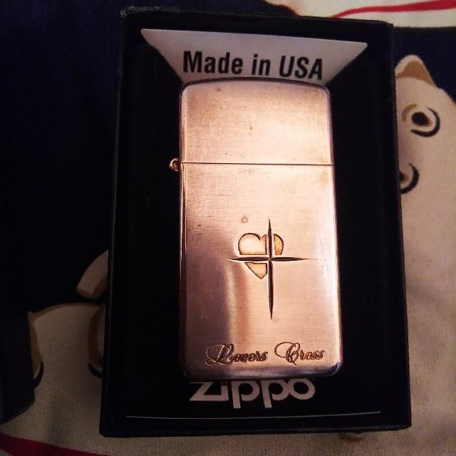 ZIPPO(ジッポー)のジッポ ラバースクロス メンズのファッション小物(タバコグッズ)の商品写真