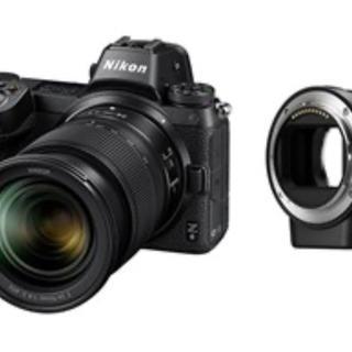 ニコン(Nikon)のNikon / ニコン Z6 24-70+FTZ マウントアダプターキット (ミラーレス一眼)