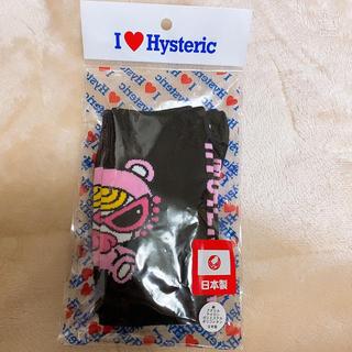 HYSTERIC MINI - 8.ハイソックス テディ