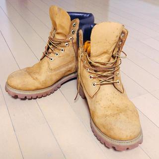 Timberland - ティンバーランド メンズ 6インチ プレミアム ウォータープルーフ ブーツ