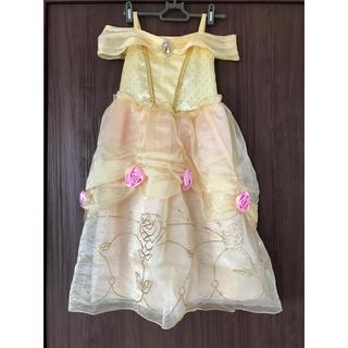 Disney - プリンセスドレス ベル (アメリカでの購入品)