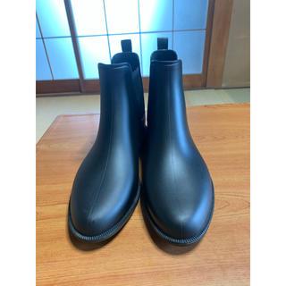 レインブーツ 防水 サイドゴア 長靴 ショート(レインブーツ/長靴)