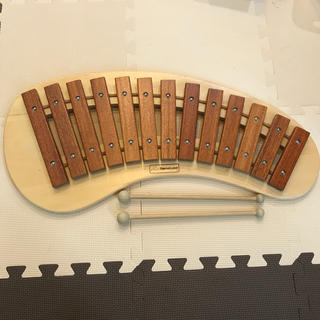 BorneLund - ボーネルンド パレットシロフォン 木琴