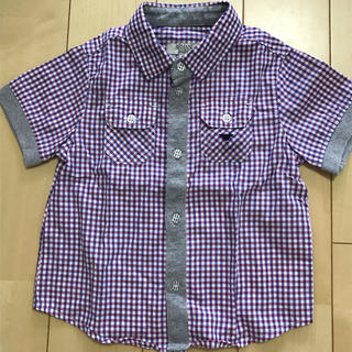 アルマーニ(Armani)のこども 半袖シャツ 80㎝(シャツ/カットソー)