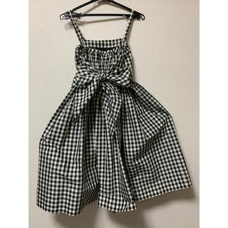 JaneMarple - ジェーンマープル サンドレス