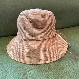 ムジルシリョウヒン(MUJI (無印良品))の無印良品 麦わら帽子 ストローハット(麦わら帽子/ストローハット)