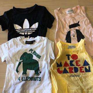 コドモビームス(こども ビームス)の 12m-18m 80サイズ〜90サイズ 4枚セット Tシャツ(シャツ/カットソー)