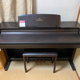 ヤマハ(ヤマハ)のYAMAHA 電子ピアノ クラビノーバ  CLP-156(電子ピアノ)