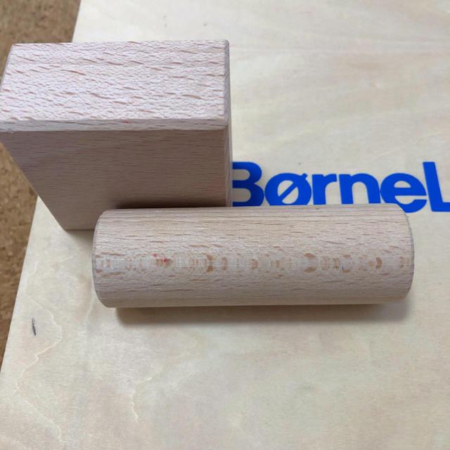 BorneLund(ボーネルンド)のボーネルンド 積み木 S キッズ/ベビー/マタニティのおもちゃ(積み木/ブロック)の商品写真