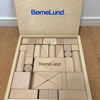 BorneLund - ボーネルンド 積み木 S