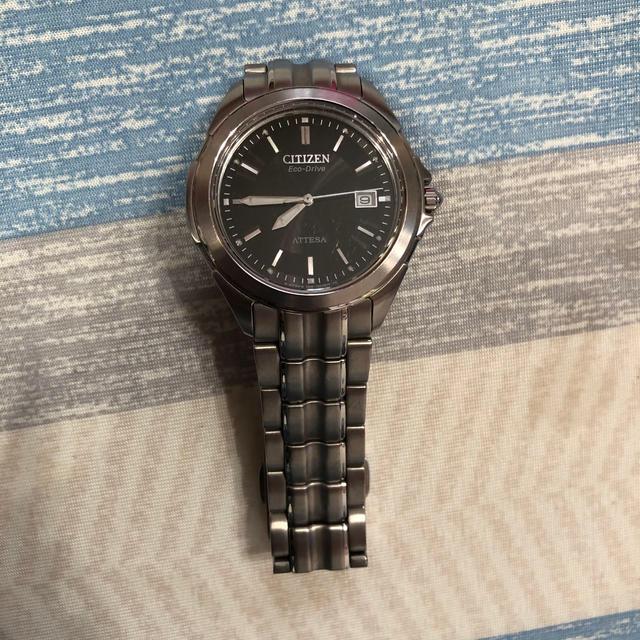 CITIZEN(シチズン)のCITIZEN ATTESA メンズの時計(腕時計(アナログ))の商品写真