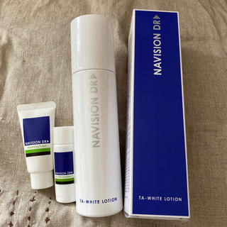 SHISEIDO (資生堂) - おまけ付き ナビジョン dr  TAホワイトローションn  薬用 美白 化粧水