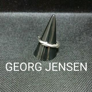 ジョージジェンセン(Georg Jensen)の中古 ジョージジェンセン リング(リング(指輪))