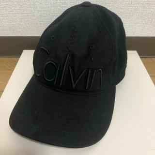 カルバンクライン(Calvin Klein)のCK カルバンクライン キャップ 帽子(キャップ)