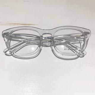 アヤメ(Ayame)のSHURON SIDEWINDER クリアフレーム(サングラス/メガネ)