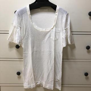サカイラック(sacai luck)のsacai luck サカイラック 半袖カットソー Tシャツ トップス(Tシャツ(半袖/袖なし))