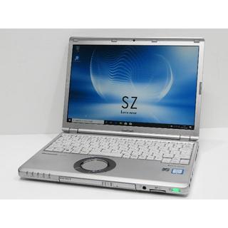 Panasonic - 第6世代 CF-SZ5 SSD128GB DVDスーパーマルチ