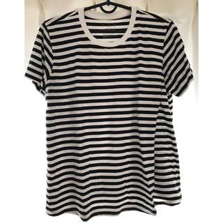 ムジルシリョウヒン(MUJI (無印良品))の無印良品 マタニティ  授乳 Tシャツ(マタニティトップス)