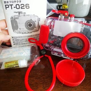 オリンパス(OLYMPUS)のOLYMPUS水中カメラセット カメラ付(マリン/スイミング)