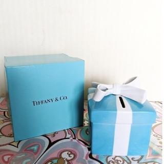ティファニー(Tiffany & Co.)の【☆めい様専用です☆】ティファニー ブルーボックス 貯金箱(その他)