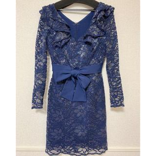 ROBE - robedefleurs★ラメレースドレス