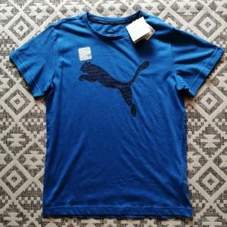 PUMA - PUMA Tシャツ 青 160センチ