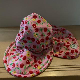 グリーンレーベルリラクシング(green label relaxing)のプールキッズ 帽子(帽子)